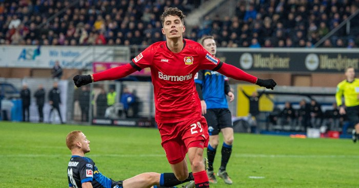 'The best of them all' – 10 quotes on Chelsea-bound Havertz