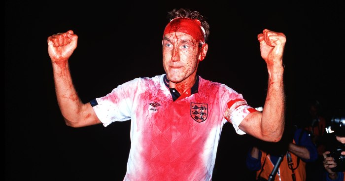 Terry Butcher, *that* photo & a six-month supply of washing powder - Planet Football