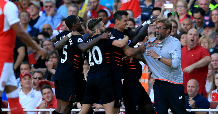 A forensic analysis of Arsenal 3 Liverpool 4 from 2016