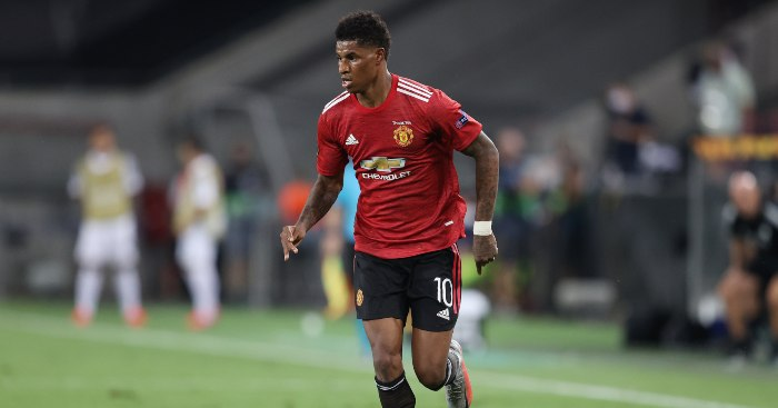 Man Utd Haven T Even Started 20 21 But Rashford Is Back Pulling Out Elasticos Planet Football