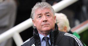 Newcastle United manager Joe Kinnear.