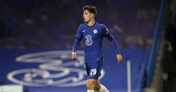 Five impressive stats on Kai Havertz after Chelsea hat-trick v Barnsley -  Planet Football