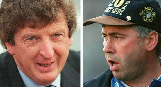 Roy Hodgson v Carlo Ancelotti