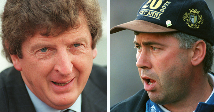 Remembering Hodgson & Ancelotti's first managerial face-off in Serie A - Planet Football