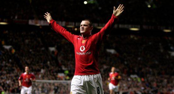 Wayne Rooney Man Utd Fenerbahce