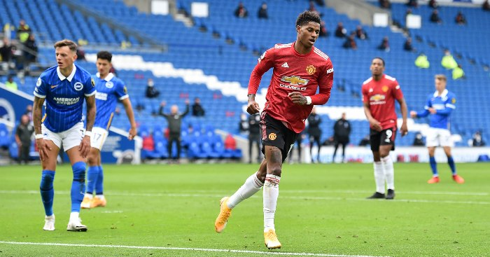 Mothercare beware: Rashford sold the biggest dummy of the year