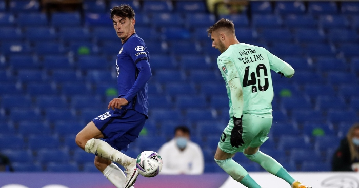 Seven stats from Kai Havertz's incredible 2020