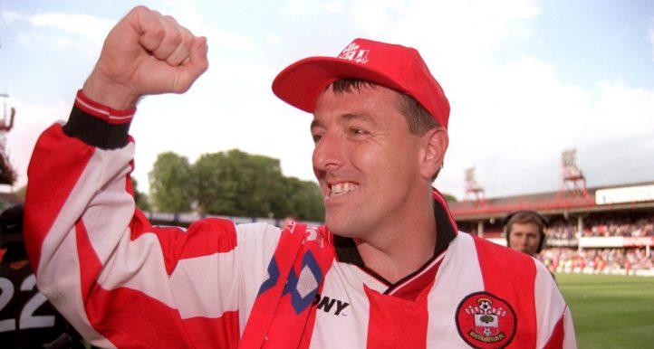 Southampton's Matt Le Tissier
