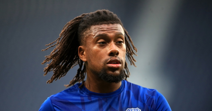 Watch: Alex Iwobi sends two Liverpool stars for a kebab with outrageous skill - Planet Football