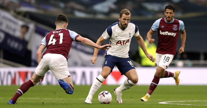 The scary stats that show Kane's improvement on last term – PF - planet football