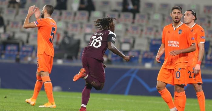Watch Everton Loanee Moise Kean Bags Brace For Psg In Europe Planet Football