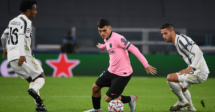 17-year-old Barcelona wonderkid Pedri is already shining at the highest  level - Planet Football