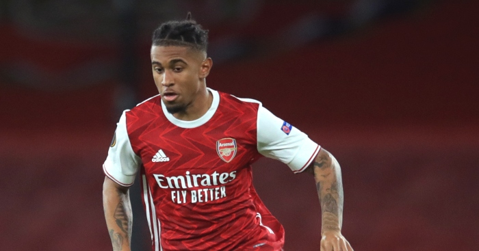With one mazy dribble, Reiss Nelson came out of the shadows at Arsenal -  Planet Football