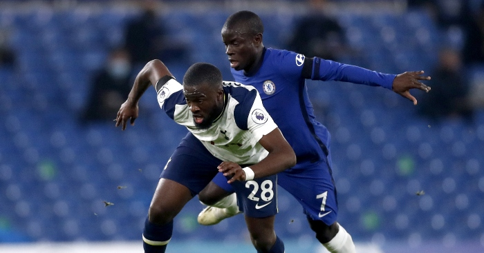 Watch: Tanguy Ndombele embarrasses N'Golo Kante and Thiago Silva - Planet  Football
