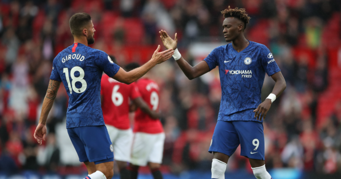 Comparing Tammy Abraham and Olivier Giroud since the start of 19-20 -  Planet Football