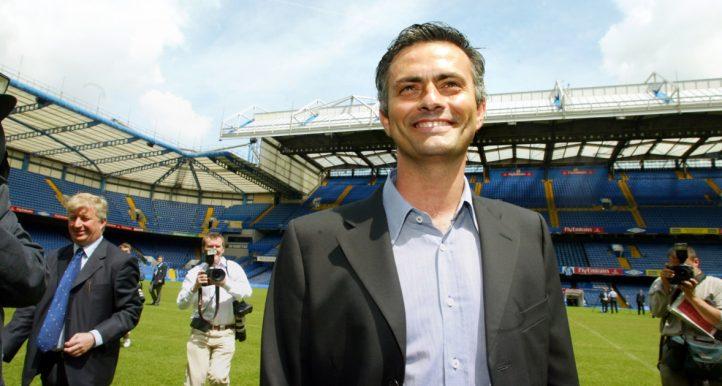 Chelsea Jose Mourinho 2004