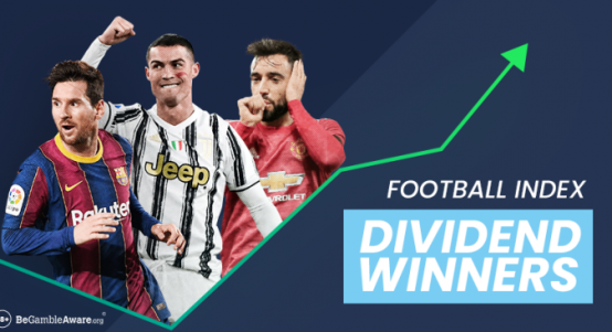 Football Index dividend winners