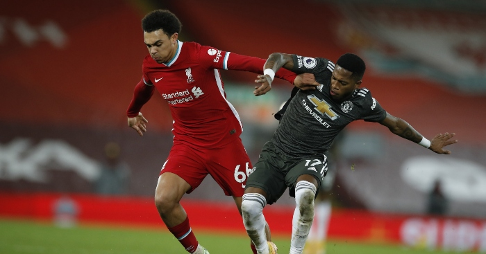 Souness, eat yer heart out: Alexander-Arnold's f*cking massive back-pass
