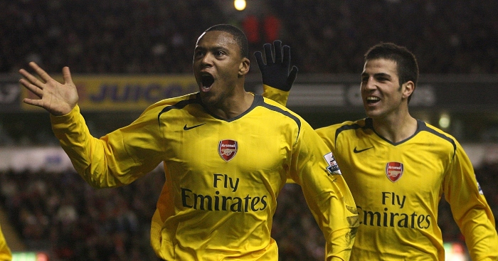 The curious career of Julio Baptista: Sevilla star to Real & Arsenal outcast