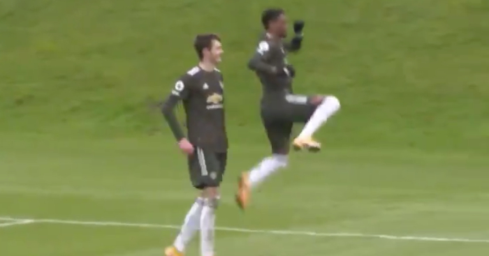 Watch: Diallo's every touch in two-goal Man Utd U23s debut thumbnail