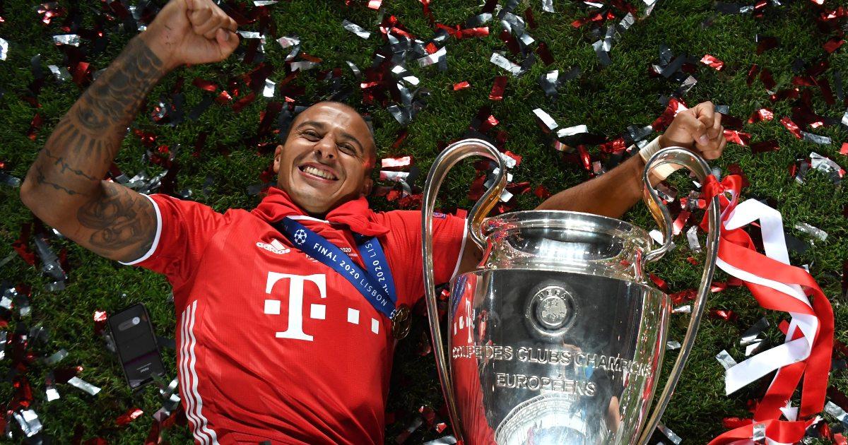 Thiago Bayern Munich 2