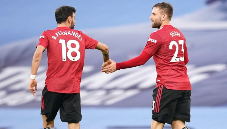 Five stats from Luke Shaw's amazing performance in the Manchester derby - Planet Football