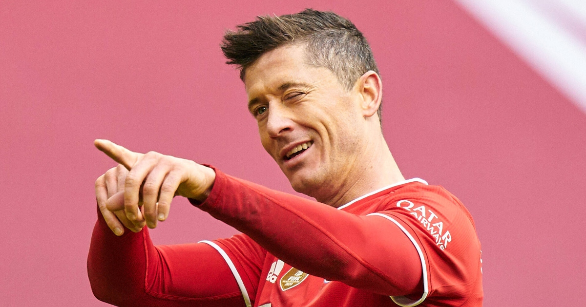 Watch out England: Nine ridiculous Robert Lewandowski stats thumbnail
