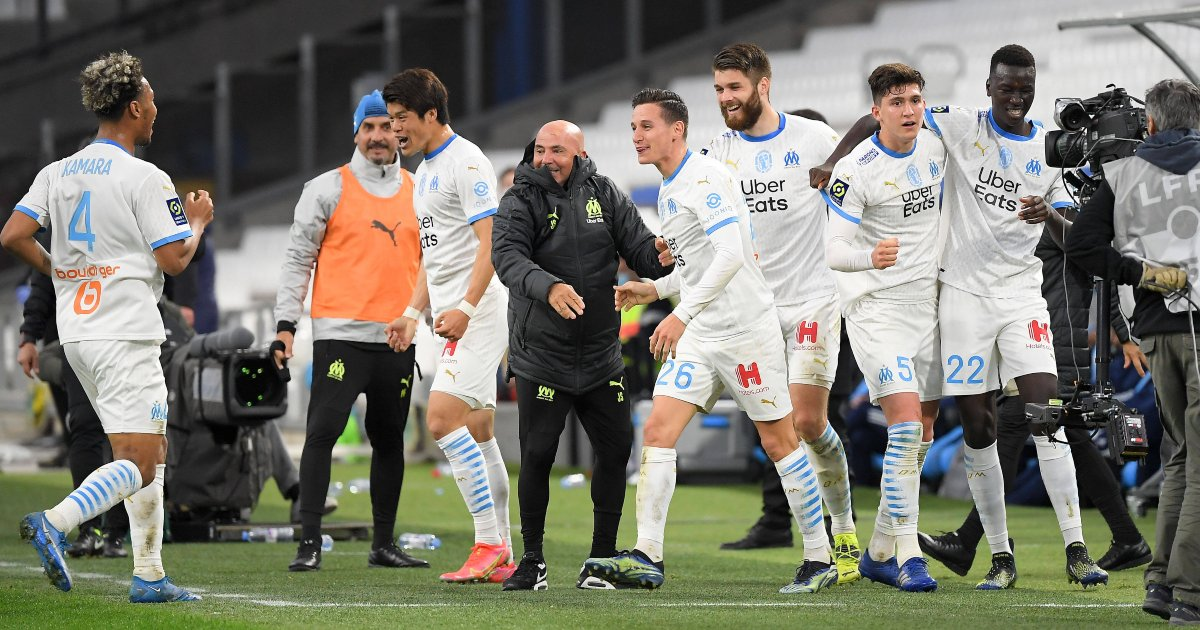 'El Loco 2': Firebrand Sampaoli has found the perfect home in Marseille - PlanetFootball