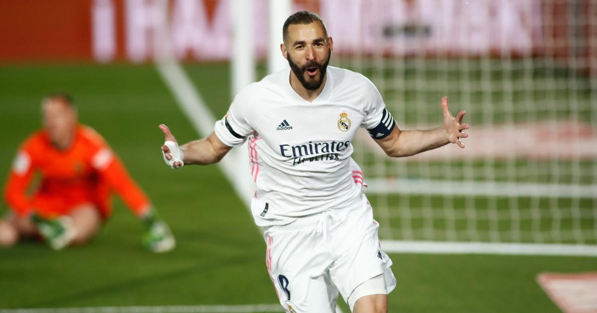 Benzema's backheel flick was a goal worthy of deciding a classic El Clasico - Planet Football