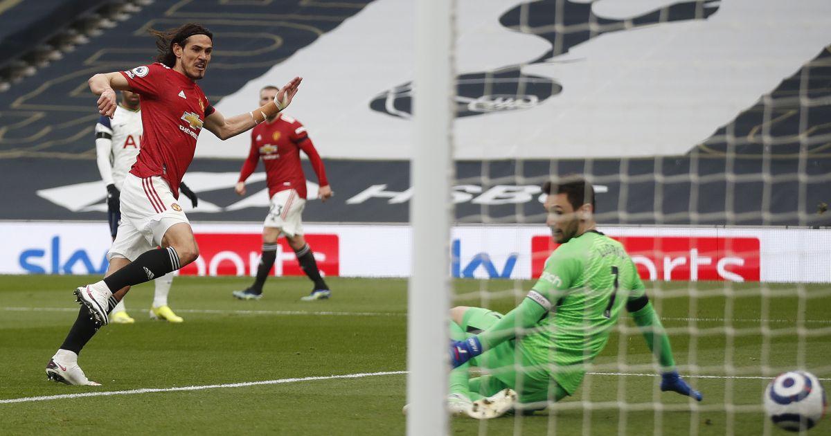 Cavani's disallowed masterpiece showed his value to Man Utd