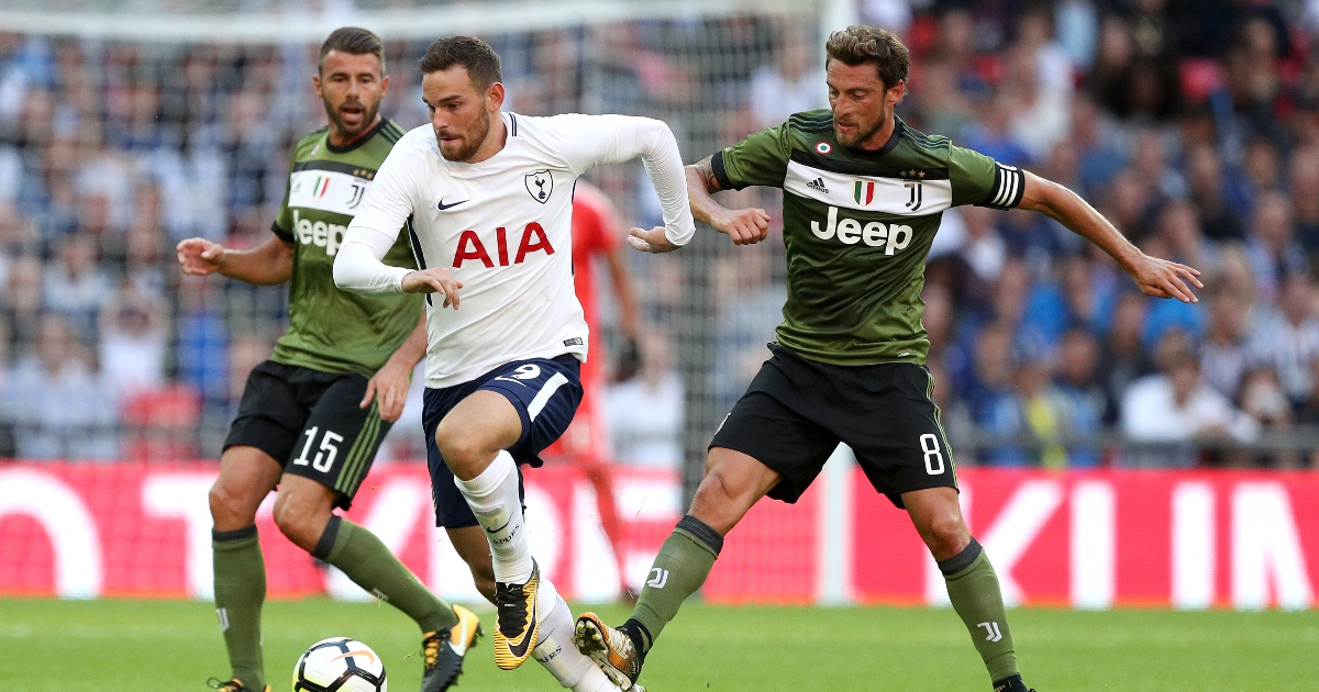 Watch: Spurs flop Vincent Janssen misses open goal from thee-yards out - Planet Football