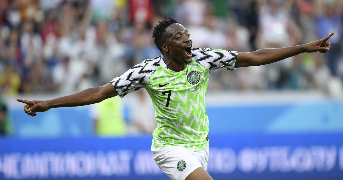 Ahmed Musa & seven other good eggs who played for free: Beckham, Mido... - Planet Football