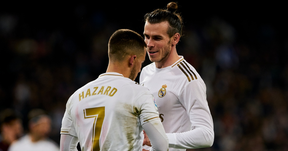 Six Real Madrid players vilified by the Spanish press: Bale, Hazard, Owen... - Planet Football