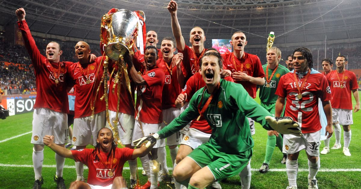 The four times two English sides have faced each other in a European final - Planet Football