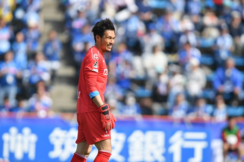 The remarkable Japanese goalkeeper who's sidestepped the passing of time - Planet Football