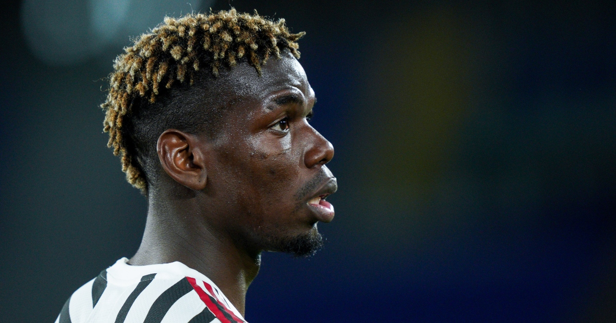 Watch: Paul Pogba plucks the ball out of the sky with gorgeous first touch - Planet Football