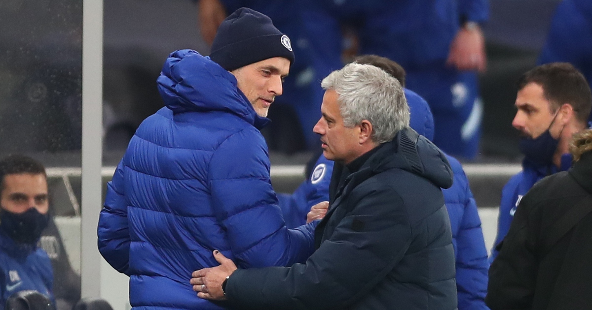 Comparing Tuchel's first 25 games as Chelsea manager to Jose Mourinho's – PF - planet football