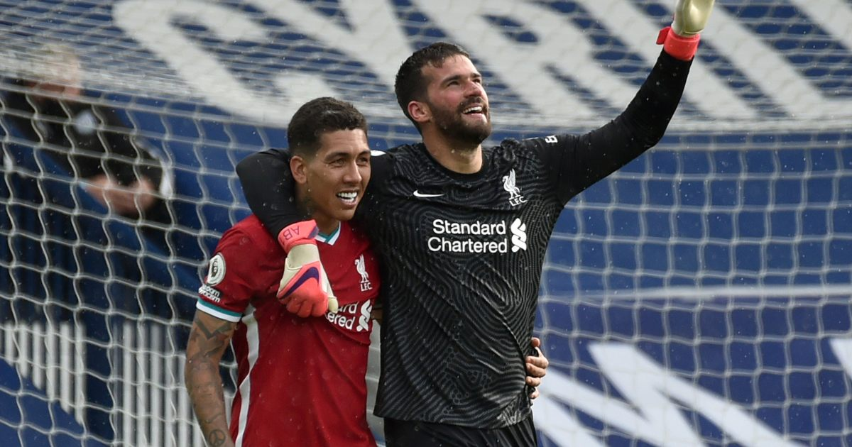 13 of the best Alisson stats after his late winner for Liverpool