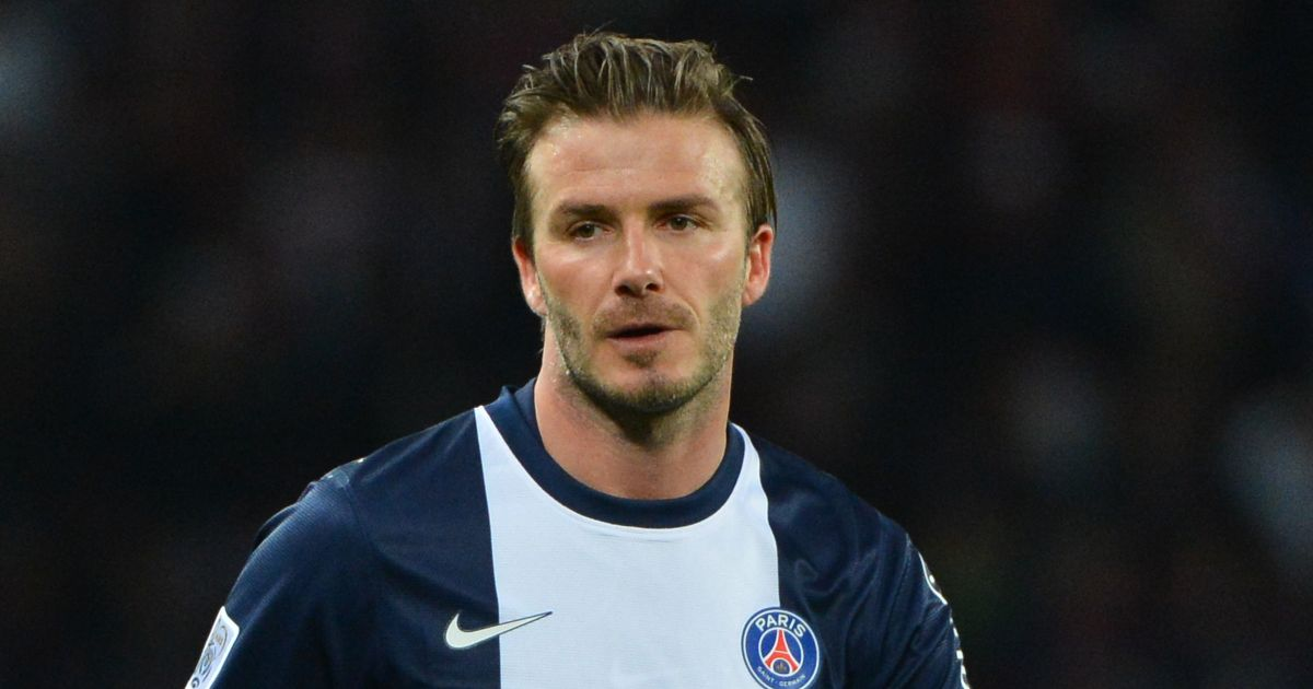 Can you name PSG's Xl from David Beckham's final game in 2013? - Planet Football