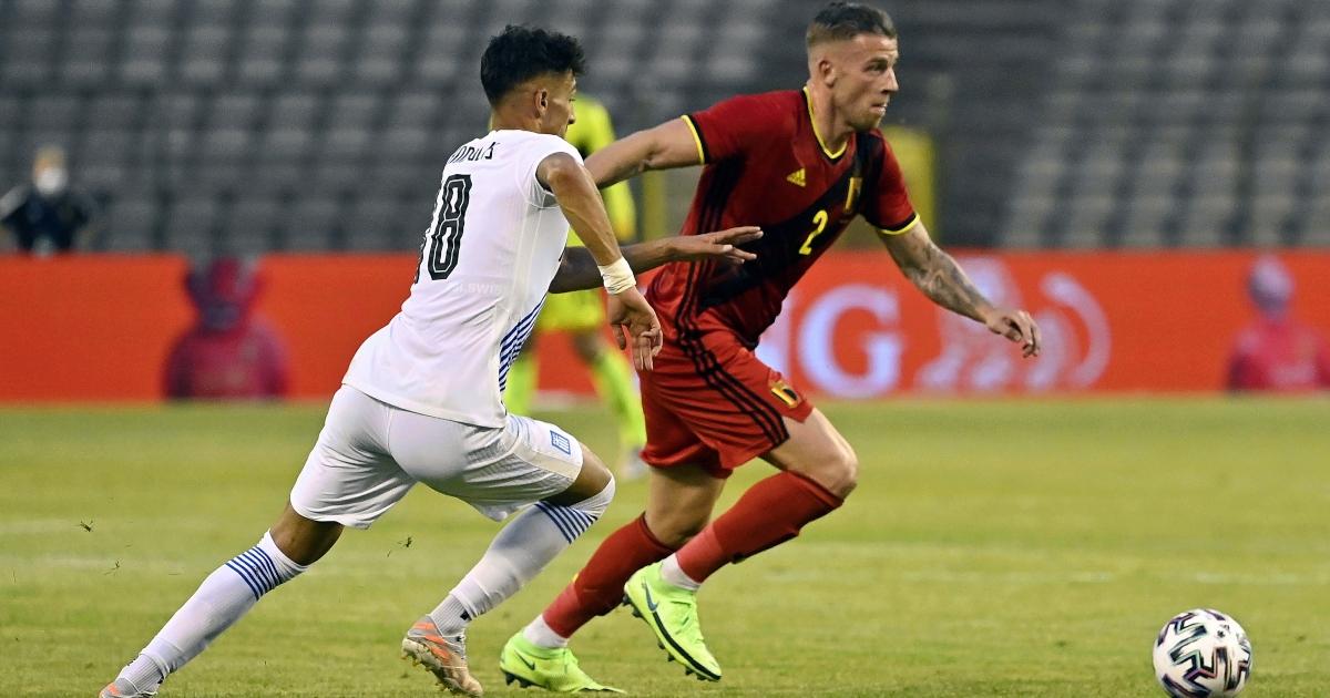 Watch: Toby Alderweireld puts Belgium in danger with terrible pass - Planet  Football