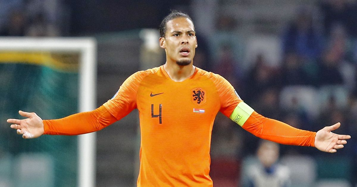 A brilliant Xl of players who will miss Euro 2020 due to injury: Van Dijk, Ibra... - Planet Football