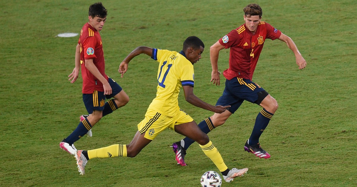 Alexander Isak, the sting in Sweden's tail, & a display to make Arsenal drool - Planet Football