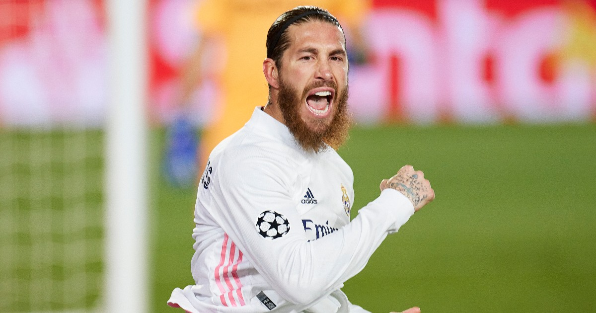 Comparing Real Madrid's record with and without Sergio Ramos in 2020-21 - Planet Football