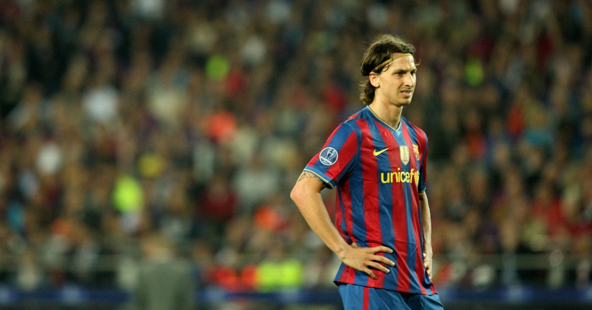 The 3 players Barca signed alongside Ibra and how they fared