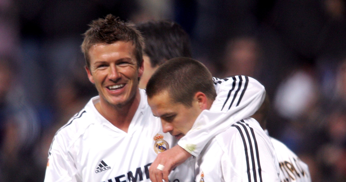 DCL next? The six British players to sign for Real Madrid and how they fared - Planet Football