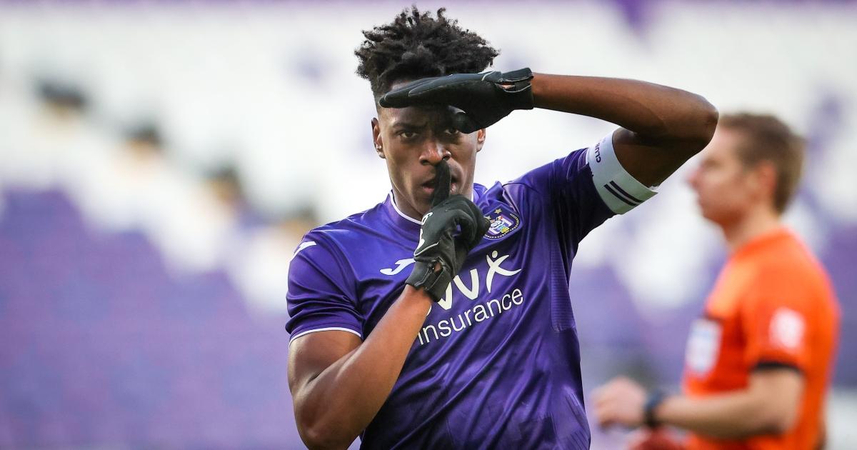 Comparing Albert Sambi Lokonga's 20-21 stats to Arsenal's current midfielders - Planet Football