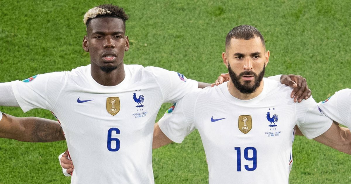 Benzema & Pogba: The slick duo to turn Deschamps' tractor into a supercar - Planet Football