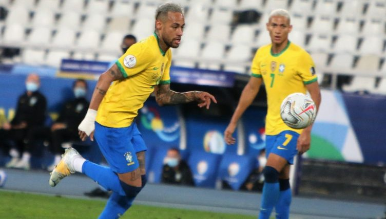 Watch: Neymar gets taken out after pulling off filthy nutmeg in Copa semi -  Planet Football