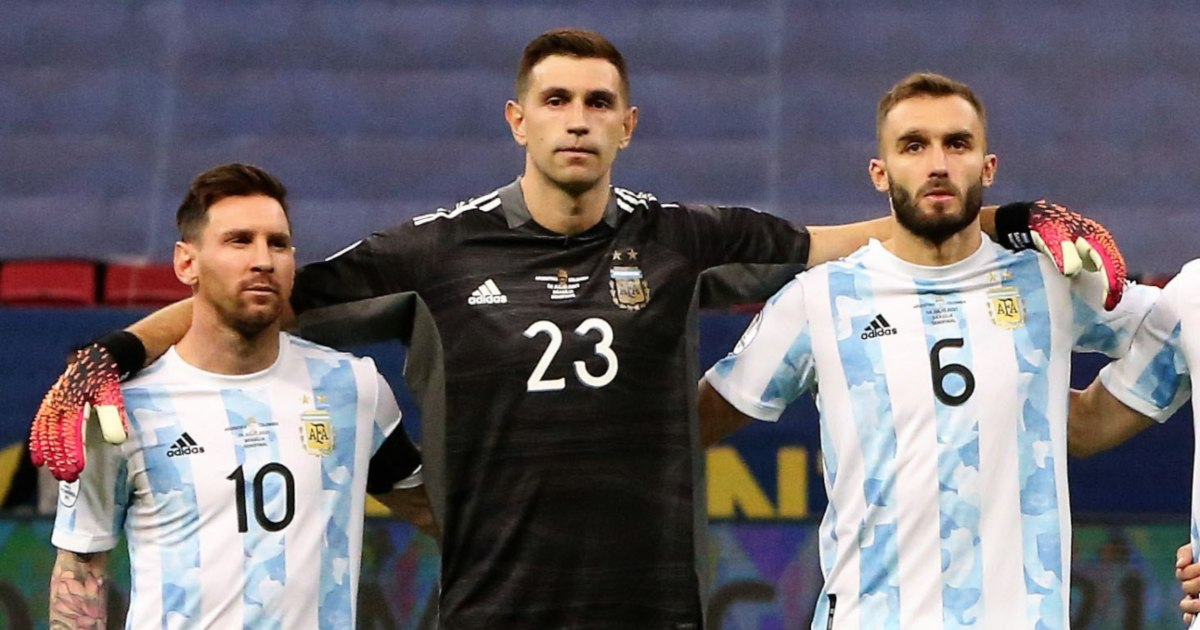 Emi Martinez: From the Arsenal bench to Argentina's Copa 'phenomenon' -  Planet Football