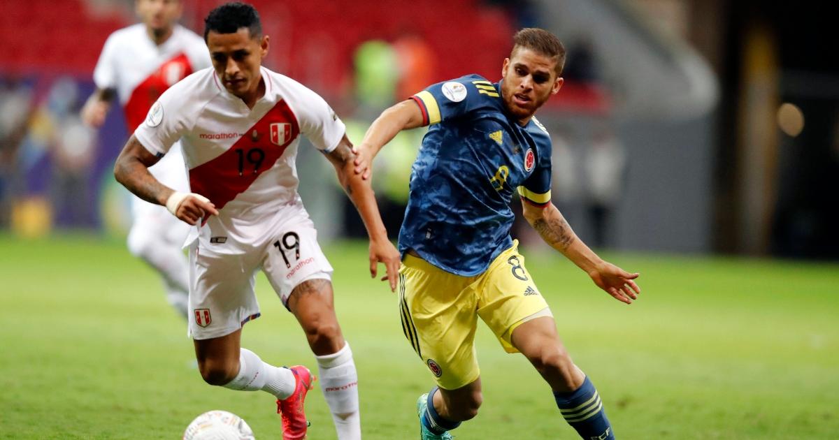 Watch: Peru score brilliant team goal in Copa America 3rd-place playoff - Planet Football
